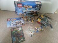 LEGO SUPER HEROES: Arctic Batman vs. Mr. Freeze