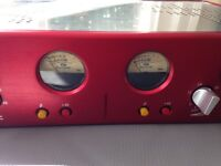 Focusrite Red 8 stereo mic preamp