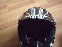 Wulf sport Medium mens helmet