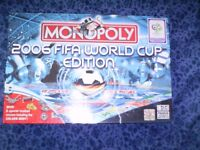 MONOPOLY- 2006 FIFA WORLD CUP EDITION