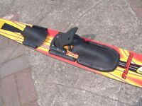 obrian mono ski excellent condition 68 in. adjustable use with speedboat