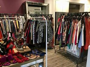 DESIGNER WARDROBE CLEARANCE! Starts SATURDAY 1st APRIL @ ST CLAIR Cheltenham Charles Sturt Area Preview