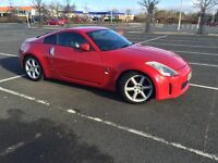 Rare automatic 2003 350z low tax and long MOT