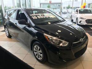 2017 Hyundai Accent DERNIÈRE UNITÉ NEUVE - GL