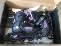 K2 Kinetic 78 Womens Inline Skates Size 6