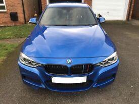 BMW 320d X-Drive M-Sport