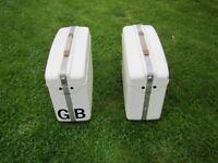 FOR SALE MOTORCYCLE CRAVEN PANNIER BOXES LONG EATON £ 35.00