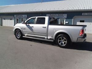 2015 Ram 1500 Laramie, DIESEL,SUNROOF,NAVI,AIR SUSPENSION,LOADED Kitchener / Waterloo Kitchener Area image 8
