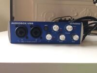Presonus Audiobox USB Interface - URGENT
