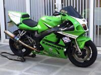 Kawasaki zx7r Chris Walker replica