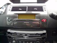 2008 Citroen C4 VTR Dashboard Vents Controls Switchs