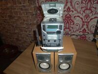 philips small hifi system no longer gets used