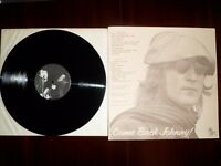 JOHN LENNON – COME BACK JOHNNY VINYL LP RECORD