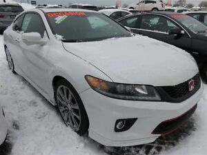 2013 Honda Accord EX-L V6 MANUEL-HFP-NAVI-CAMERA