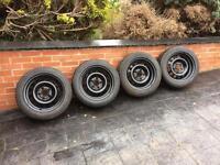 "16"" BMW winter wheels"