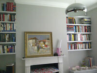M. Johnson. Painter & decorator avail all London