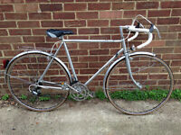 Classic French Lapiere vintage road bike