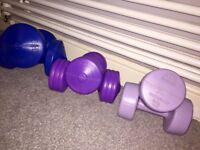 Multiple Weights BARGAIN!