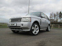 Range Rover Vogue 3.0 TD6 Automatic