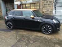 5 Door Mini Cooper Hatch