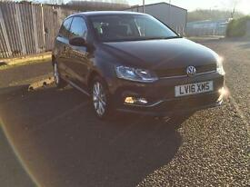 volkswagen polo match TSI S-A grey