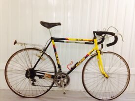 Raleigh 10 speed classic road bike Fully serviced 58 cm Frame