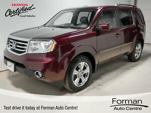 2015 Honda Pilot EX-L - Low KMs | Htd. Leather | Rear DVD