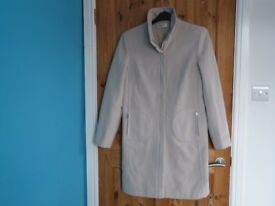 Ladies Top Shop Coat - Size 14.