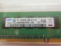 1GB Samsung 1Rx8 PC3-10600E 1333Mhz DDR3 Ram - PC3-10600E server ram