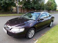 1999 Honda Accord Coupe 3.0i V6 Vtec in Dark Purple For Sale