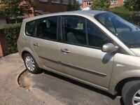 Renault, GRAND SCENIC, MPV, 2008, Manual, 1598 (cc), 5 doors