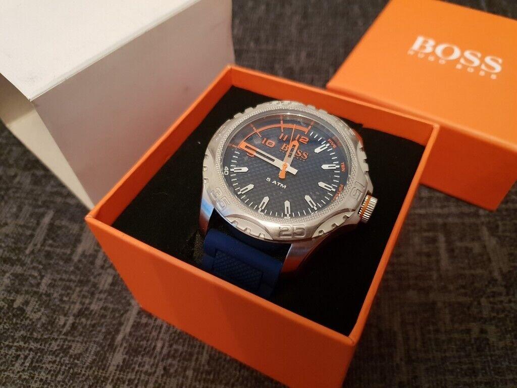 462c29ee367d Hugo Boss Orange Honolulu Sports Watch   BRAND NEW