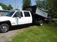 1999 GMC Sierra 3500 Pickup Truck