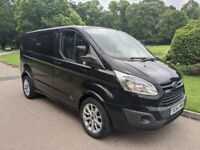 Ford transit custom sport 6 seater , full test ready to go only £7995ono no vat cash welcome