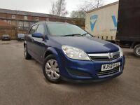 Vauxhall astra life cdti 1.3 diesel 2008 one year mot