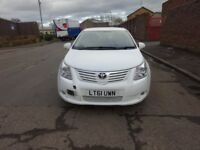 2011 TOYOTA AVENSIS 1995 DIESEL,1 OWNER,EX TAXI