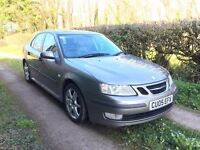 2005 SAAB 9-3 VECTOR SPORT TID GREY DIESEL - MOT UNTIL MARCH 2018