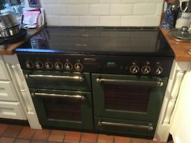 Leisure Rangemaster 110 Oven Gas Hob (main oven not working)