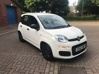 Fiat Panda 1.2 8v Pop 5dr in White 2012 {62 Plate)