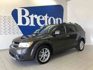 2014 Dodge JOURNEY AWD R/T CUIR - TOÎT - NAV - DVD!!