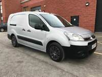 **NO VAT** AUGUST 2013 CITROEN BERLINGO L2 ***CREW CAB 5 SEATS*** FULL SERVICE HISTORY ONE OWNER