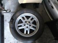 Range Rover alloy wheel