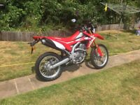 Honda CRF250L ABS Model for sale