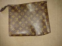 Louis Vuitton original wash bag