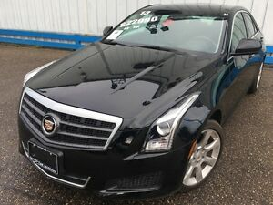 2013 Cadillac ATS 2.0T *LEATHER-SUNROOF*