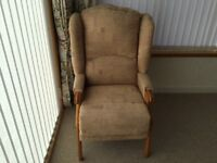 Occasional chair, immaculate condition.