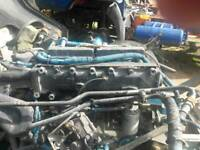 Man 10.153 Engine and Gearbox
