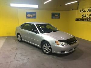 2007 Subaru Legacy 2.5 i ~ AWD ~ LOW MILEGE ~ NICE AND CLEAN ~