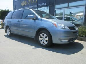 2005 Toyota Sienna LE SEVEN PASSENGER W/ ALLOYS DVD PLAYER PWR G