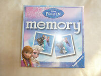 NEW DISNEY 'FROZEN' MEMORY GAME